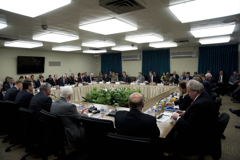 Meeting of the NATO Permanent Representatives