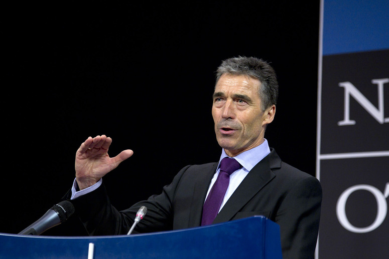 Press Conference NATO Secretary General Anders Fogh Rasmussen