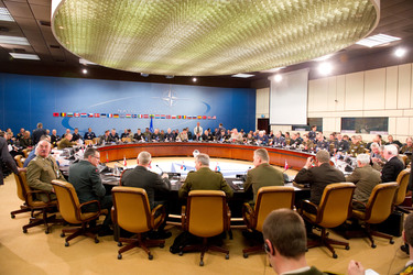 167th Military Committee in Chiefs of Defence Session