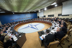 130221c-026.jpg - Meetings of the NATO Defence Ministers in Brussels - Meeting of the North Atlantic Council, 73.40KB