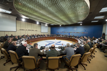 NATO Chiefs of Defence discuss Afghanistan, Partnerships and Transformation