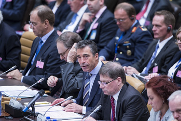 NATO Defence Ministers endorse concept for new post-2014 mission in Afghanistan
