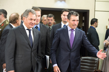 NATO-Russia Council discusses widening cooperation
