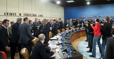 NATO-Russia Council approves ambitious cooperation plan for 2014