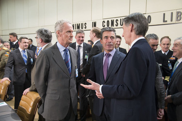 NATO Defence Ministers discuss ways to improve capabilities, training