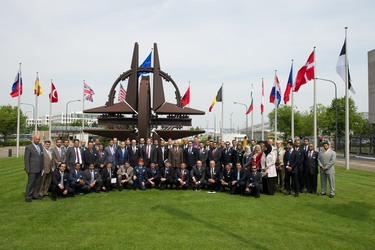 Visit from the National Defense University of the United Arab Emirates to NATO