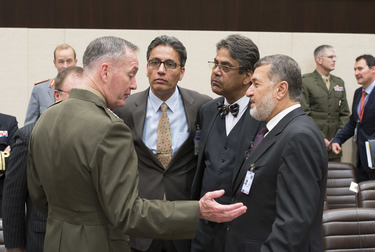 ISAF Defence Ministers discuss 2014 mission, election preparations