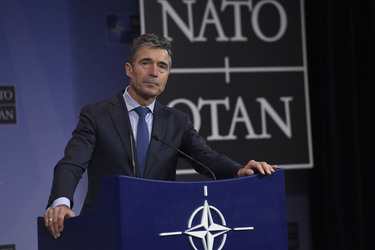 NATO Secretary General statement on the crash of Malaysia Airlines aircraft