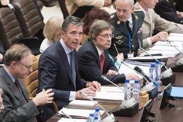 ISAF Foreign Ministers finalise plans for the NATO-led post 2014 mission