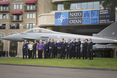 NATO leaders take decisions to ensure robust Alliance