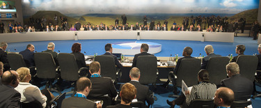 Meeting of the North Atlantic Council at the level of Heads of State and Government