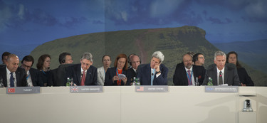 Meeting of the Foreign Ministers with International Organisations