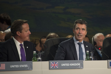 Opening remarks by NATO Secretary General Anders Fogh Rasmussen at the meeting on Afghanistan at the level of Heads of State and Government during the NATO Summit held in Newport, Wales