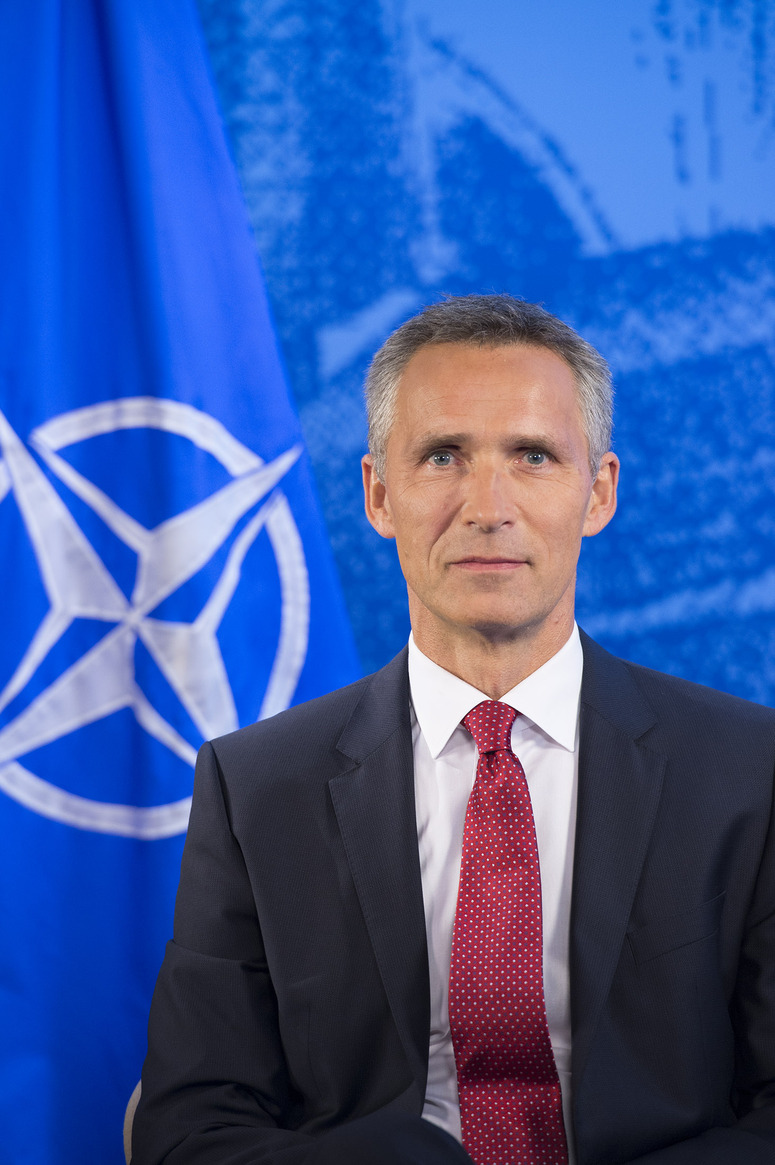 Jens Stoltenberg - Head of the North Atlantic Alliance 39