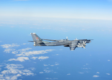 NATO tracks large-scale Russian air activity in Europe