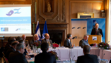 NATO Deputy Secretary General addresses conference on NATO-Israel cooperation