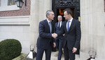 NATO Secretary General meets Foreign Affairs Minister of Hungary