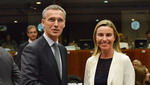 NATO Secretary General attends European Union Foreign Affairs Council