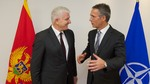 NATO Secretary General meets Deputy Prime Minister and Minister of Justice of Montenegro