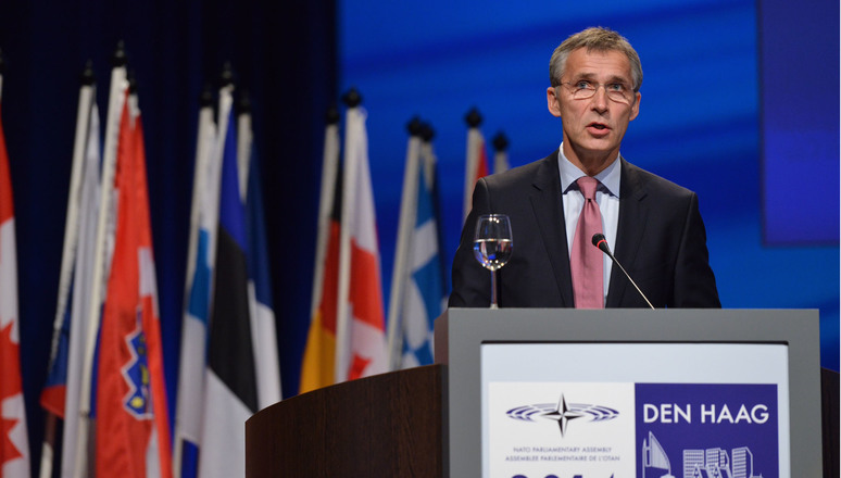 NATO Secretary General: Time has come to stop defence cuts