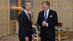 NATO Secretary General visits the Netherlands