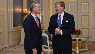 NATO Secretary General commends the Netherlands for its active role in NATO