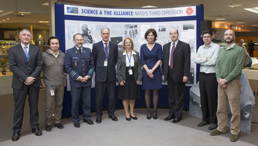 The NATO Archives put the spotlight on Science and the Alliance
