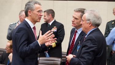 NATO pays tribute to ISAF mission, as  new chapter opens in relations with Afghanistan