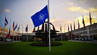NATO pays tribute to victims of terrorist attacks in France