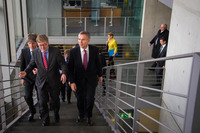 NATO Secretary General visits Germany