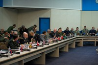Military Committee in Chiefs of Defence Session with Mediterranean Dialogue Partner Nations