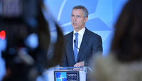 Press point by NATO Secretary General following the meeting of the NATO-Ukraine Commission