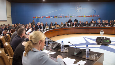 Defence Ministers agree to strengthen NATO's defences, establish Spearhead Force
