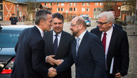 NATO Secretary General addresses the Conference of the Social and Democratic Party of Germany