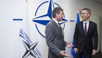 NATO Parliamentary Assembly visits NATO