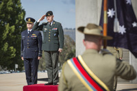 Chairman of the Military Committee visits Australia