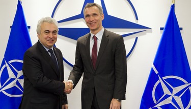 Director International Energy Agency visits NATO