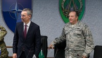 NATO Secretary General visits the Headquarters of Allied Command Operations (SHAPE)