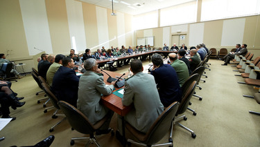 Visit to NATO HQ of the NATO Regional Cooperation Course (NRCC-13)