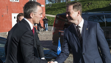 NATO Secretary General visits Denmark