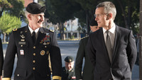 The NATO Secretary General and the North Atlantic Council visit LANDCOM