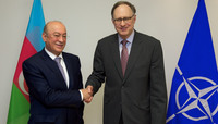 The Minister of Emergency Situations of the Republic of Azerbaijan visits NATO