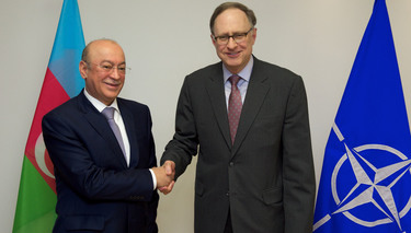 Minister of Emergency Situations of Azerbaijan visits NATO