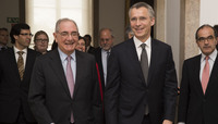 NATO Secretary General visits Portugal