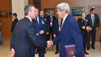 Meetings of NATO Foreign Ministers - NATO-US bilateral meeting