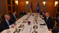 Meetings of NATO Foreign Ministers - NATO-Ukraine Bilateral meeting