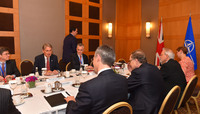 Meetings of NATO Foreign Ministers - NATO-UK Bilateral meeting