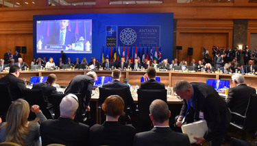 NATO stands firm in support for Ukraine