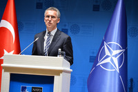 Meetings of NATO Foreign Ministers - Press conference following the meeting of the NUC