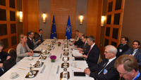 Meetings of NATO Foreign Ministers - NATO-EU Bilateral meeting
